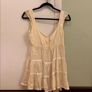 Women's S Free People Shirt/Dress